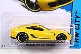 ホットウィール 2015 #021 フェラーリ 599 GTB フィオラノ イエロー [並行輸入品]