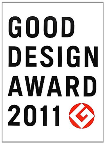 GOOD DESIGN AWARD〈2011〉