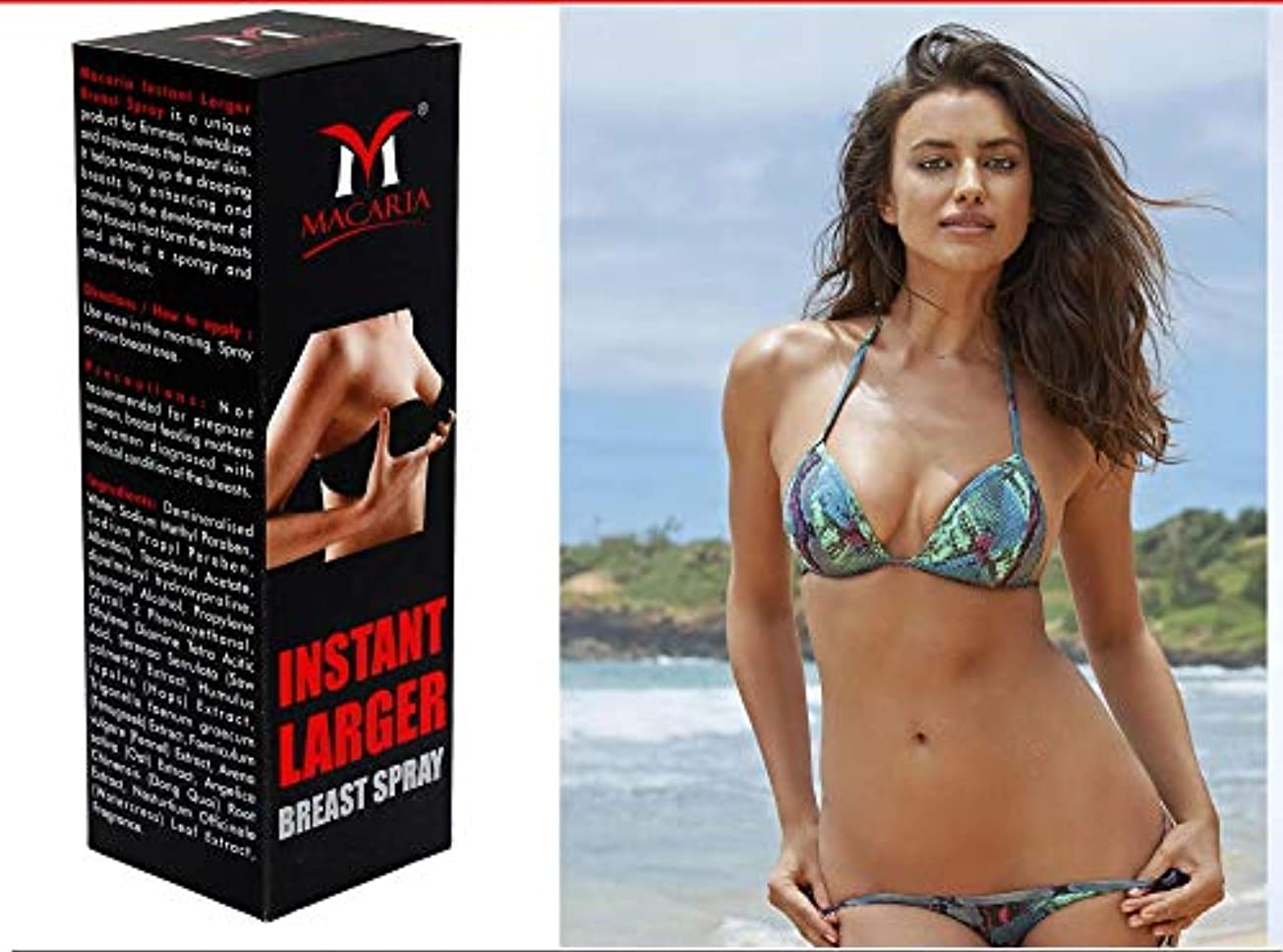 ゆりリファイン約設定ENLARGEMENT BREAST CREAM SPRAY