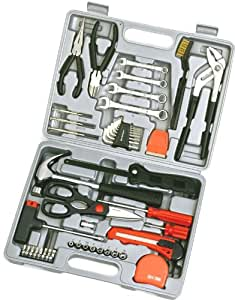角利産業(KAKURI) MULTICRAFT 家庭用工具セット TS-45