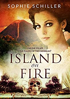 Island on Fire by [Schiller, Sophie]