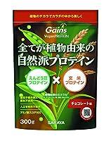 全てが植物由来の自然派プロテイン チョコレート味 ピープロテイン 6袋セット販売