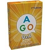 AGO Q&A オレンジ レベル3 第2版 英語 カードゲーム
