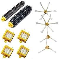 ルンバ 700 シリーズ用 10点 消耗品セット フィルター ブラシ 対応互換 ルンバ 760 770 780 790 掃除機適合品