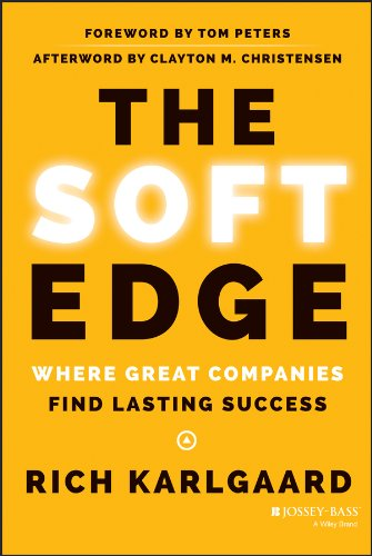 『The Soft Edge: Where Great Companies Find Lasting Success (English Edition)』のトップ画像