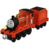 Thomas & Friends Thomas the Train Take-N-Play きかんしゃトーマスとなかまたち Talking James with Castle Crest (Y8327)
