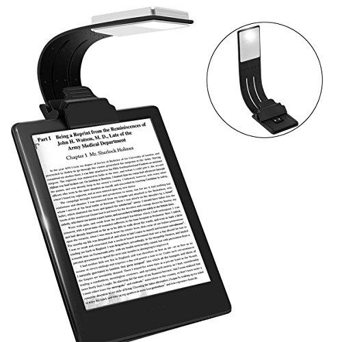 SOONHUA Kindle読書用LEDランプ キンドルLE...