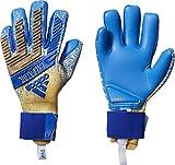 adidas(アディダス) サッカー キーパーグローブ プレデター プロ ゴールドメット/フットボールブルー サイズ8 FXG57