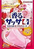 香るサッサ やわらかホコリとりシ-ト フルーツフローラルの香り 10枚入