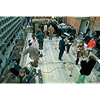"The Beatles Rooftopポスター印刷24x 36 24"" x 36"" PSA034248"