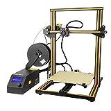 Aibecy 3Dプリンター DIY キット 300 * 300 * 400mm 印刷サイズ アルミフレーム 200g フィラメント PLA/ABS/TPU/銅/木材/炭素繊維 フィラメントサポート