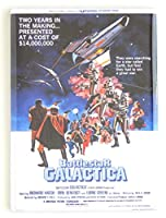Battlestar Galactica映画ポスター冷蔵庫マグネット( 2x 3インチ)