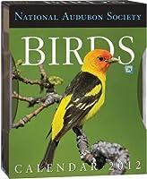 オーデュボン鳥2012ギャラリーデスクカレンダー