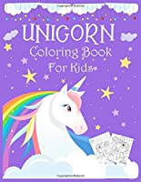 Unicorn coloring book for kids.: 8.5X11 inch & 61 pages Super cute unicorn active coloring book for kids, teens , age 4-8, age 8-12.