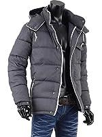 ジャケット メンズ 中綿 ダウンジャケット 冬服 冬アウター パイピング G271124-02