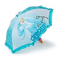 シンデレラ キッズアンブレラ 11739 ディズニープリンセス 傘 アンブレラ かさ 子供用 雨 輸入 インポート