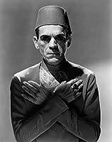 Boris Karloff The Mummyポスターアート写真ハリウッド映画ポスター20x 24