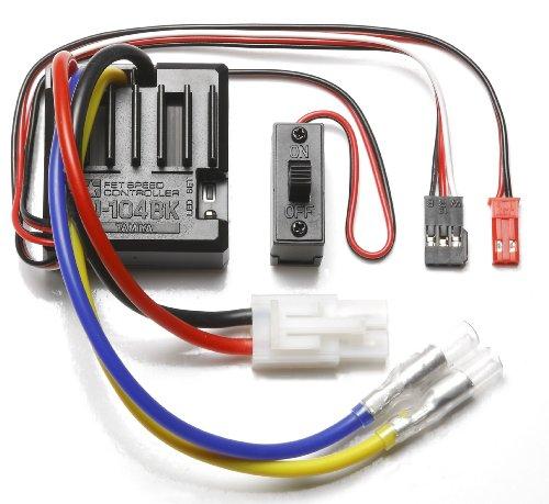 タミヤ RCシステム No.40 タミヤ エレクトロニック スピードコントローラー TEU-104BK 45041