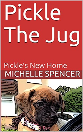 Pickle The Jug: Pickle's New Home (English Edition)