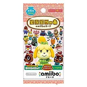 どうぶつの森amiiboカード 第4弾 (5パ...の関連商品4