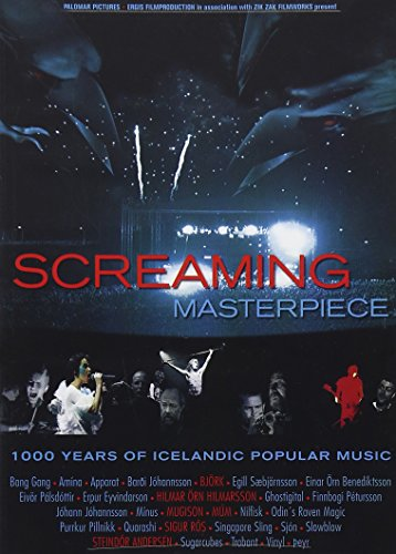 Screaming Masterpiece [DVD] [Import]の詳細を見る