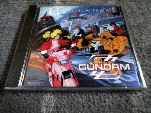 機動戦士ガンダム ZZ BGM集 Vol.1
