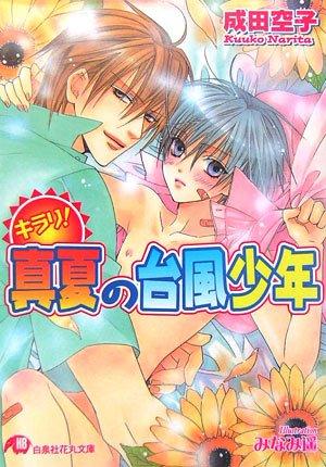 キラリ!真夏の台風少年 (花丸文庫)の詳細を見る