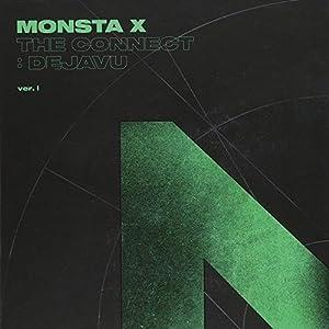 MONSTA X - THE CONNECT: DEJAVU (ランダムバージョン)