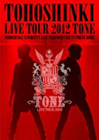 東方神起 LIVE TOUR 2012 ~TONE~(2枚組DVD)※特典ミニポスター無