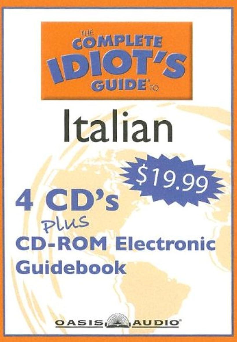放置トチの実の木荒涼としたThe Complete Idiot's Guide to Italian: Program 1 (Complete Idiot's Guides)