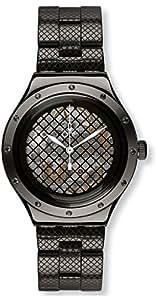 [スウォッチ]SWATCH 腕時計 IRONY AUTOMATIC(アイロニー オートマチック) VATEL(ヴァテル) YAB101G メンズ 【正規輸入品】
