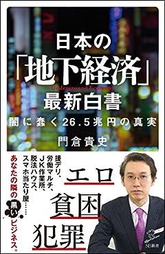 日本の「地下経済」最新白書 闇で蠢く26.5兆円の真実 (SB新書)