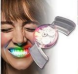 nico+(ニコプラス ) ハロウィン 光るマウスピース パーティー 小物 フラッシングマウス (Led in my mouth ) 光る入れ歯