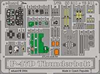 エデュアルド 1/72 スピットファイアMk.Vb(タミヤ用)ズームカラーエッチングパーツ SS213