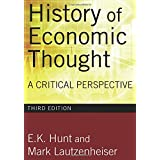 History of Economic Thought: A Critical Perspective
