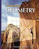 Geometry, Grades 9-12: Mcdougal Littell High School Math (Holt McDougal Larson Geometry)