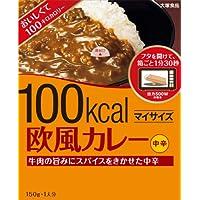 大塚食品 マイサイズ 欧風カレー 150g×10個