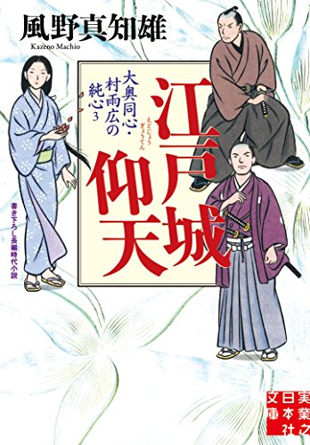 江戸城仰天 大奥同心・村雨広の純心3 (実業之日本社文庫)の詳細を見る