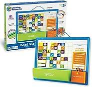 Learning Resources Good Job Reward Chart, 91 Piece