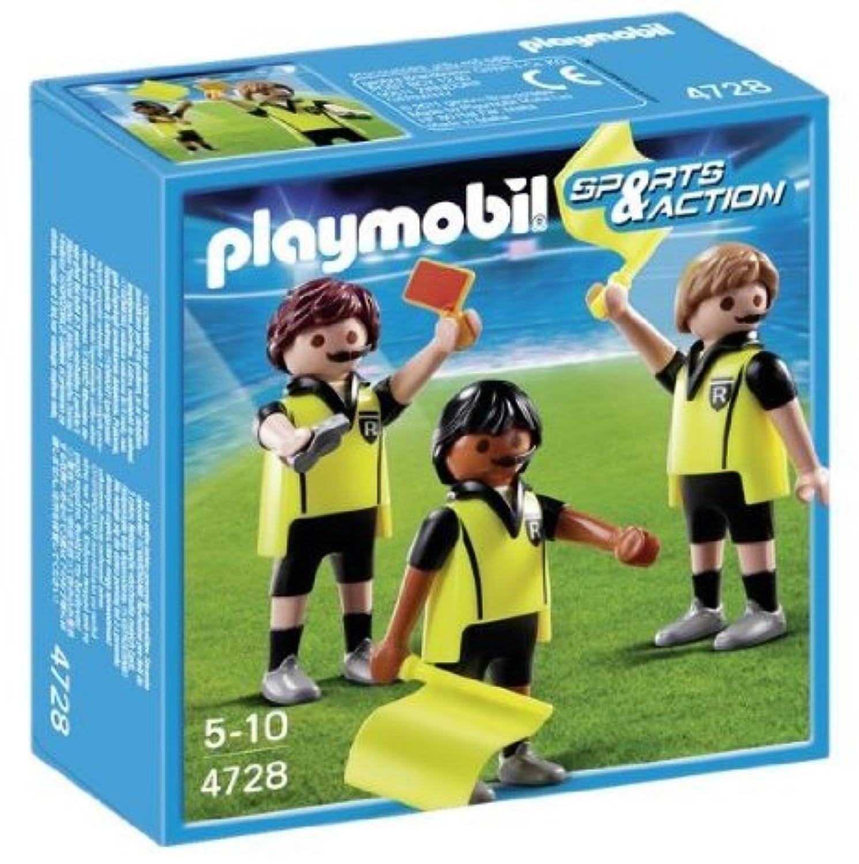 Playmobil Referees 4728(並行輸入)