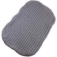 Fenteer ベビーおくるみ ベビー寝具 ニット かぎ針編み 新生児用寝袋 暖かい 寝袋 快適な 全4色