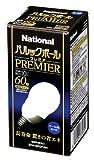 パナソニック 60形 E26 電球形蛍光灯 パルックボール プレミア クール色 EFA15ED/10H