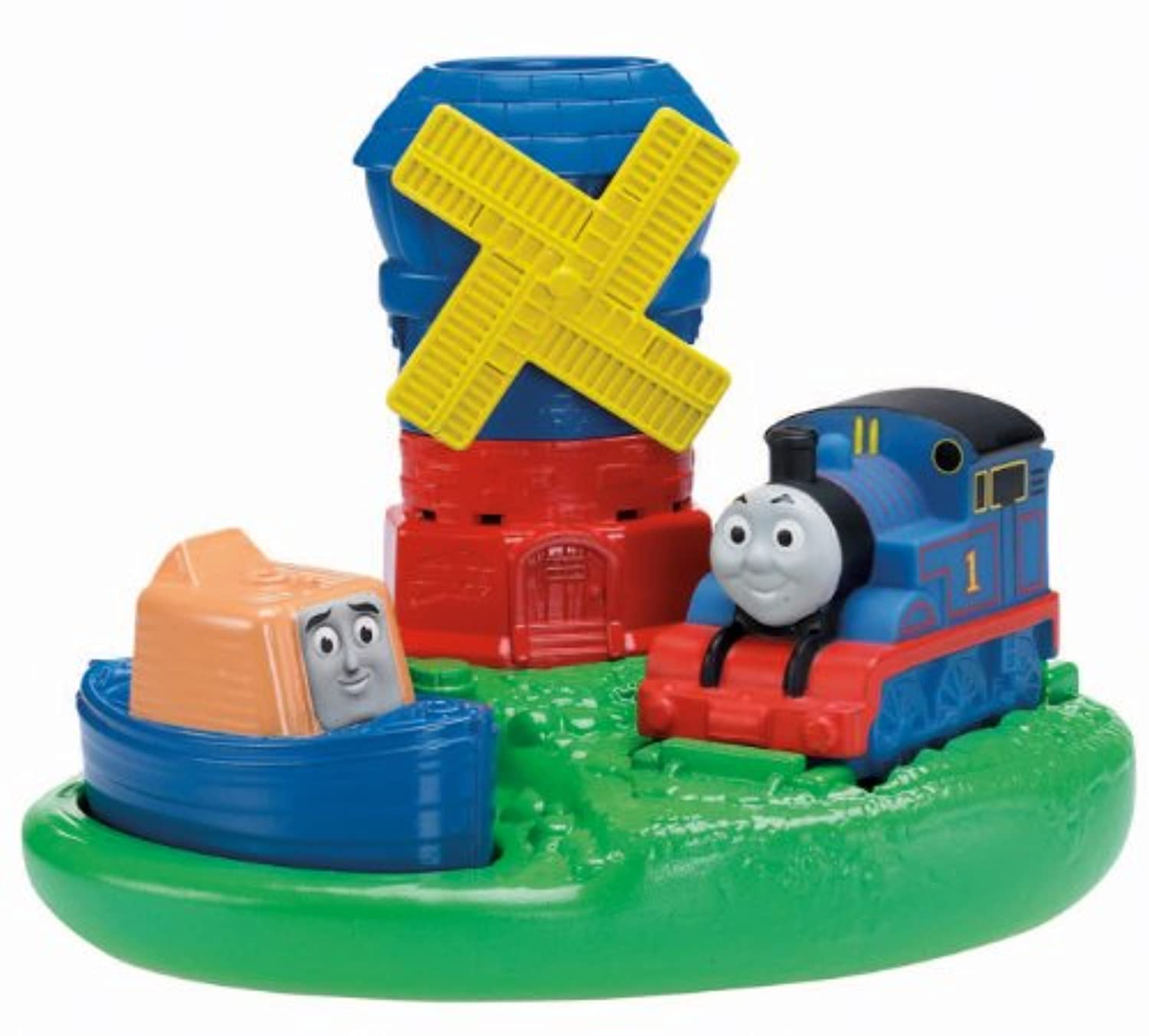 Fisher-Price Thomas and Friends Island of Sodor Bath Play