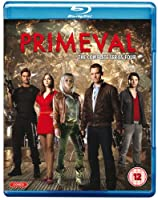 Primeval: Series 4 [Blu-ray] [Import]
