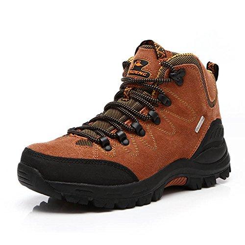 [해외][XINXIKEJI] 트레킹 슈즈 남성 여성 하이킹 신발 야외 신발 하이킹 신발 캠핑 여행 스포츠 커플 연인 육군 녹색 빨강 오렌지 카키/[XINXIKEJI] Trekking Shoes Men`s Women`s Hiking Shoes Outdoor Shoes Mountaineering Shoes Camping Travel Sport...