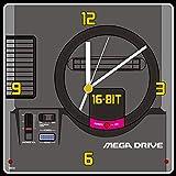 セガハード [メガドライブ] アクリル掛時計