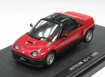 エブロ 1/43 43779 オートザム AZ-1 1992 レッド 完成品
