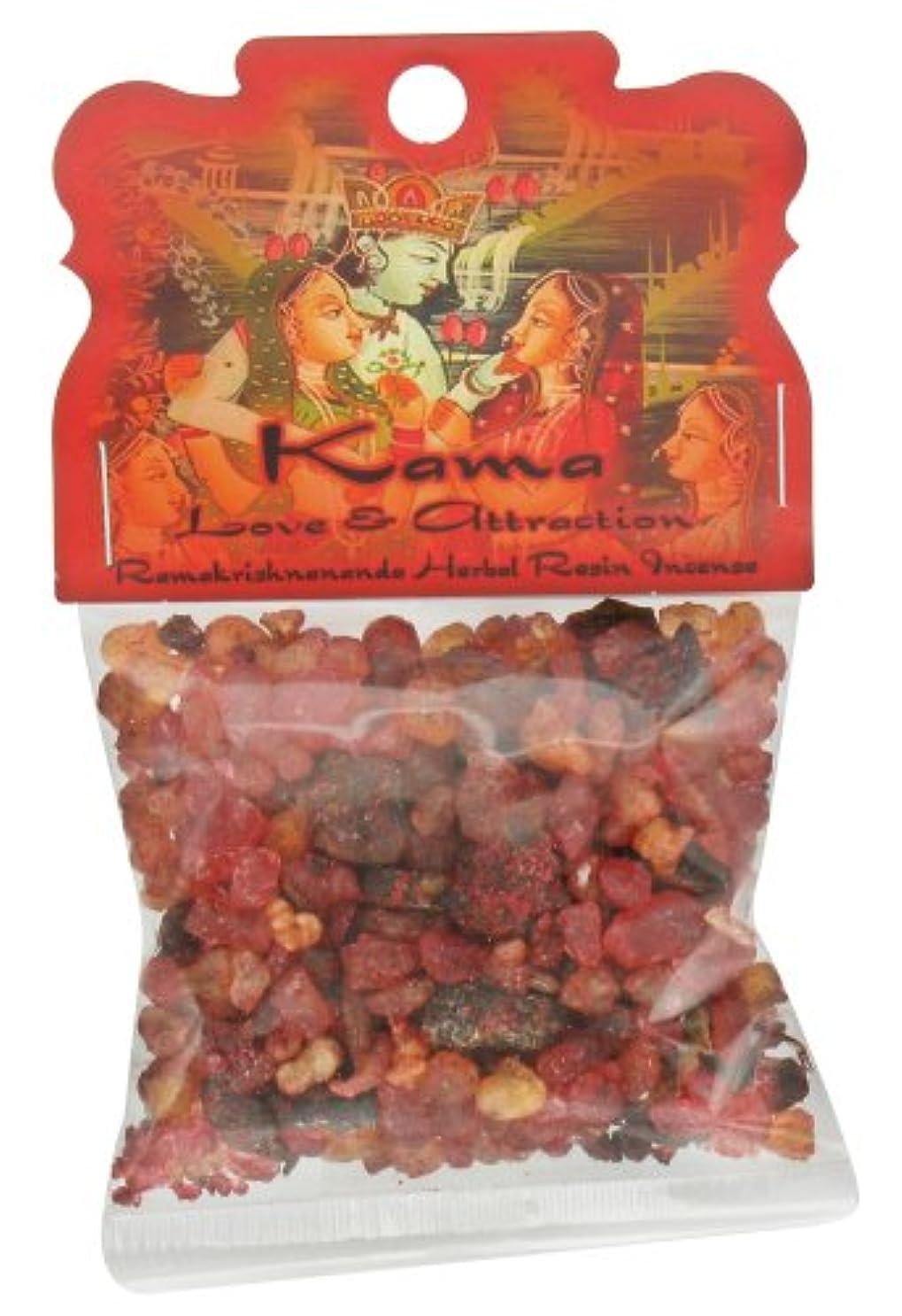 パスタ有効化ガウン樹脂Incense Kama – 愛とAttraction – 1.2ozバッグ
