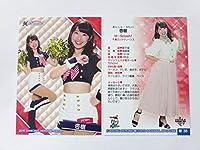 BBM2019プロ野球チアリーダー「華」■レギュラーカード■華38/杏樹/M☆Splash!!