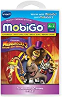 VTech MobiGo Software Cartridge - Madagascar 3 [並行輸入品]